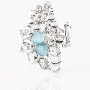Sparkle Splash - Blue Ring